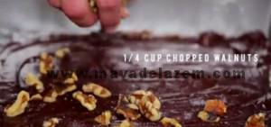 طرز تهیه فاج شکلاتی