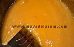 طرز تهیه حلوای هویج و کدو تنبل