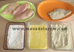 مواد اولیه طرز تهیه چیکن مارسالا